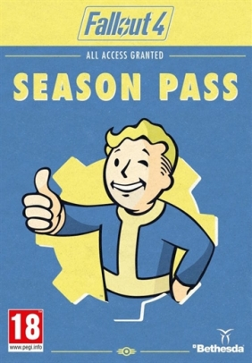 Fallout 4 - Season Pass Steam Key cover