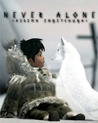 Never Alone Arctic Collection PC Digital cover