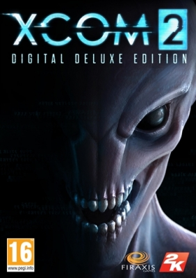 XCOM 2 - Digital Deluxe Steam Key cover