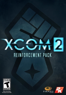 Xcom 2 - Reinforcement Pack Steam Key cover