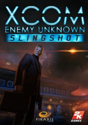 XCOM : Enemy Unknown - Slingshot Pack Steam Key cover
