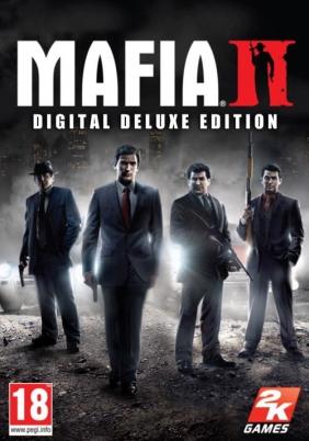 Mafia II - Digital Deluxe Edition Steam Key cover