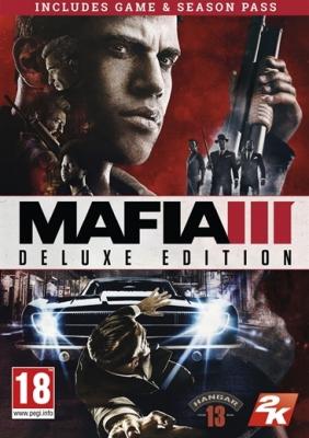 Mafia III - Digital Deluxe Edition Steam Key cover