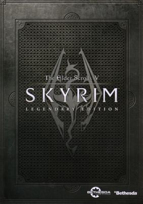 The Elder Scrolls V : Skyrim - Legendary Edition Steam Key cover