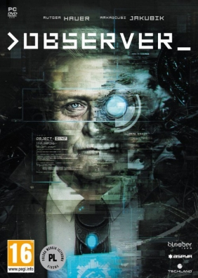 Observer PC Digital cover