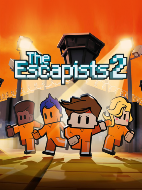 The Escapists 2 Steam Key cover