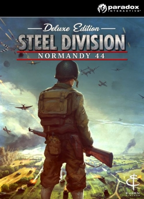 Steel Division: Normandy 44 - Digital Deluxe Steam Key cover