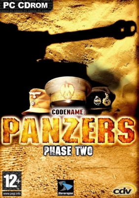 Codename: Panzers, Phase Two PC Digital cover