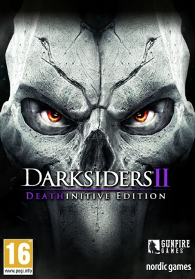 Darksiders II: Deathinitive Edition PC Digital cover
