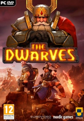 The Dwarves PC Digital cover