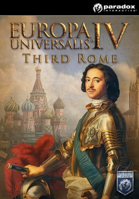 Immersion Pack - Europa Universalis IV: Third Rome PC/ MAC Digital cover