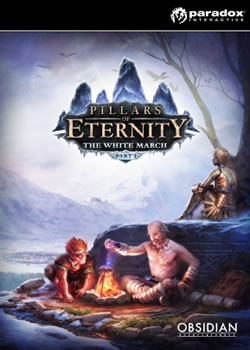 Pillars of Eternity - The White March Part I Steam Key cover