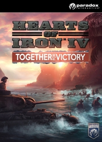 Hearts of Iron IV: Together for Victory Steam Key cover