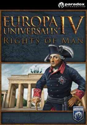 Europa Universalis IV: Rights of Man -Expansion Steam Key cover