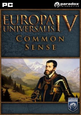 Europa Universalis IV: Common Sense Expansion Steam Key cover