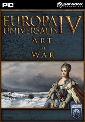 Europa Universalis IV: Art of War Expansion Steam Key cover