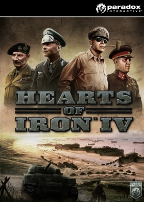 Hearts of Iron IV: Cadet Edition Steam Key cover