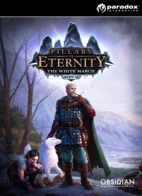 Pillars of Eternity - The White March Part II Steam Key cover