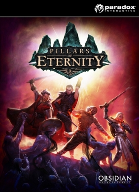 Pillars of Eternity - Hero Edition Steam Key cover