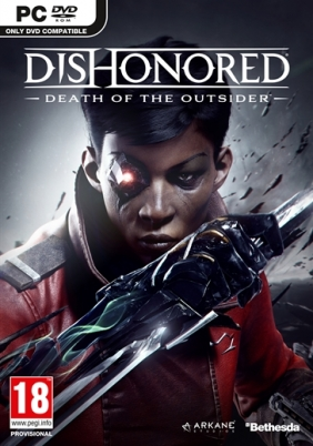 Dishonored: Death of the Outsider Steam Key cover