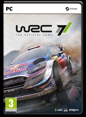 WRC 7 FIA World Rally Championship - Pre Order Steam Key cover