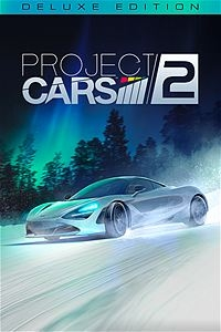 Project Cars 2 - Deluxe Edition Steam Key cover