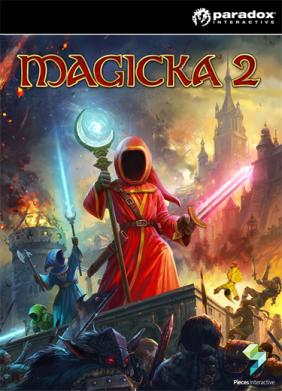 Magicka 2 Steam Key cover