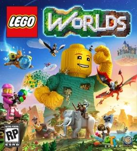 LEGO Worlds Steam Key cover