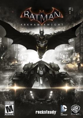 Batman Arkham Knight Steam Key cover