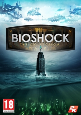 BioShock : The Collection Steam Key cover