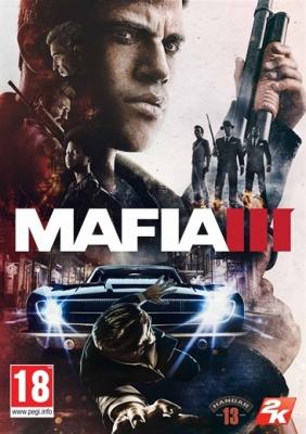Mafia III Steam Key cover