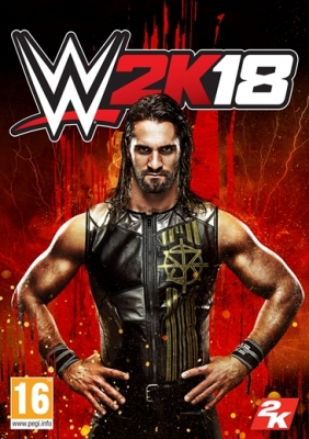 WWE 2K18 - Pre-Order Steam Key cover