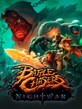 Battle Chasers: Nightwar PC Digital cover