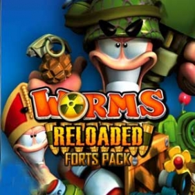 Worms Reloaded - Forts Pack Steam Key cover