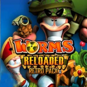 Worms Reloaded - Retro Pack Steam Key cover