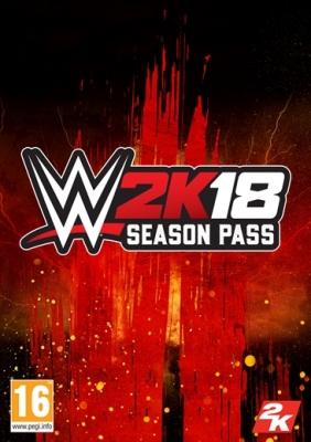 WWE 2K18 Season Pass Steam Key cover