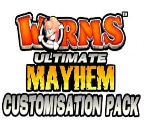 Worms Ultimate Mayhem - Customization Pack Steam Key cover