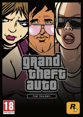 Grand Theft Auto : The Trilogy Steam Key cover