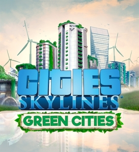 Cities: Skylines - Green Cities PC Digital cover
