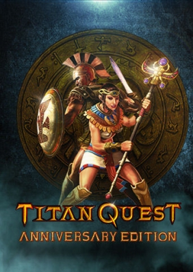 Titan Quest Anniversary Edition PC Digital cover
