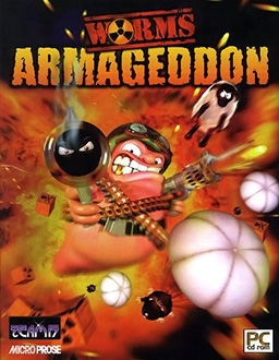 Worms Armageddon Steam Key cover
