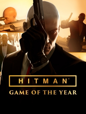 Hitman Game of the Year Edition Steam Key cover