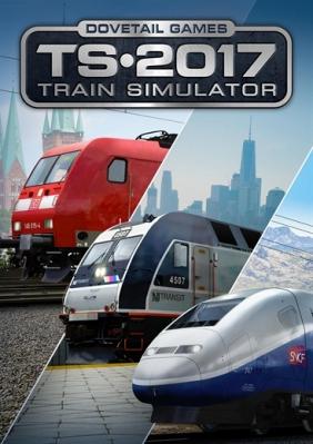 Train Simulator 2017 Standard Edition Steam Key cover