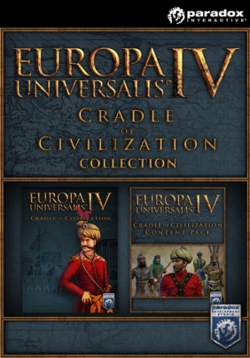 Europa Universalis IV: Cradle of Civilization - Collection Steam Key cover