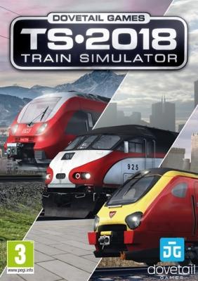 Train Simulator 2018 Steam Key cover