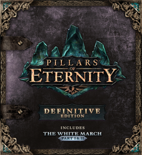 Pillars of Eternity - Definitive Edition Steam Key cover
