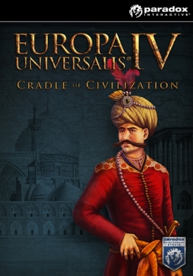 Europa Universalis IV: Cradle of Civilization Expansion Steam Key cover