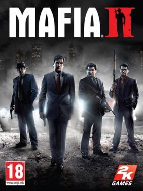 Mafia II Steam Key cover