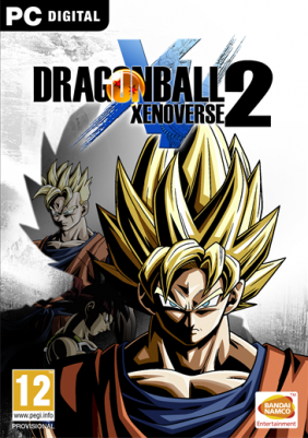 Dragon Ball Xenoverse 2 Steam Key cover