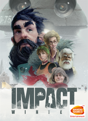 Impact Winter Steam Key cover